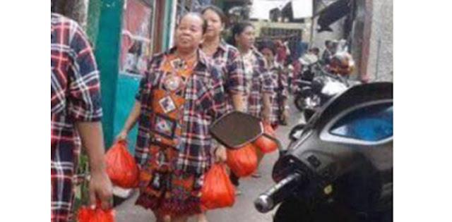 Sembako Ahok-Djarot Di Kalibata Dan Kampung Melayu Dilaporkan Ke Bawaslu