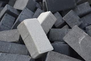 PAVING BLOCK, paving block persegi panjang, paving block tipe c,