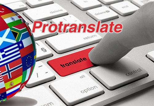 المركز العالمي لخدمات الترجمة الإلكترونية Protranslate