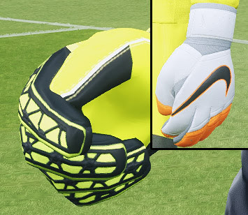 PES 2016 InMortal Boots HD MOD + Update v1.1 Gloves HD