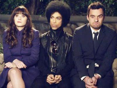 FALLINLOVE2NITE: la canción de Prince y Zooey Deschanel