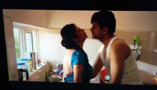 Babu Baga Busy Telugu Movie Leaked Hot Scene