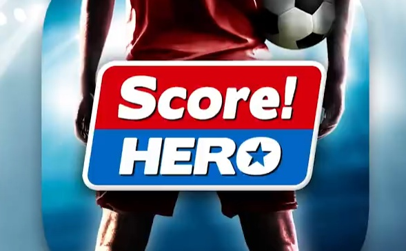 Game Sepak bola Android Score! Hero
