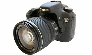 Harga dan Spesifikasi Kamera Canon EOS 7D