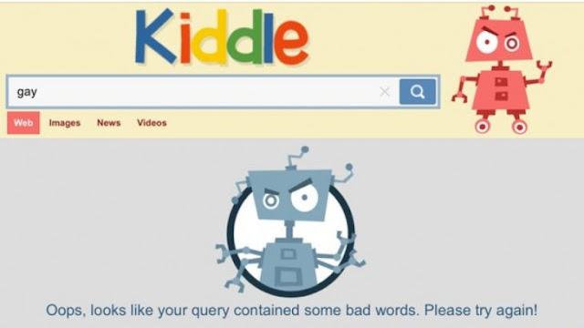 Kiddle, el nuevo buscador para niños genera polémica en Redes por sus prohibiciones