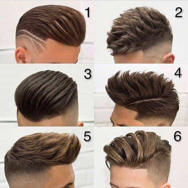 Model rambut pria terhits