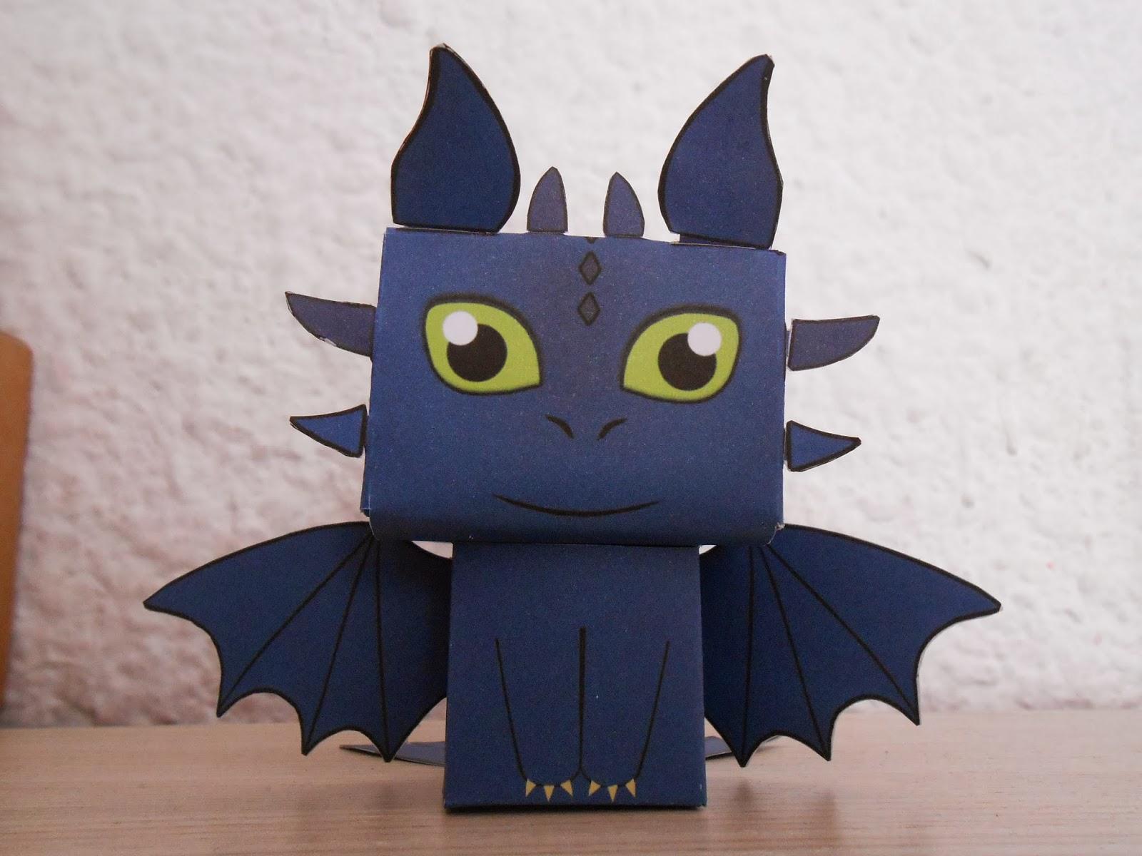 La Galerie d'Ezabora: Krokmou (Toothless, de Dragons ... - photo#16
