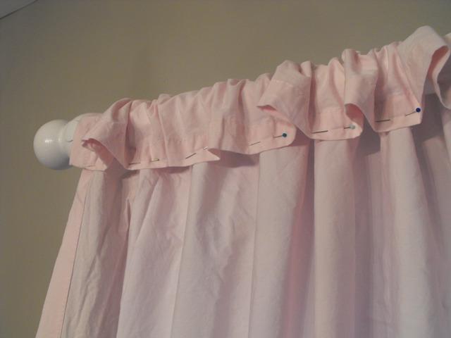 Susie Harris Diy Sheet Curtains