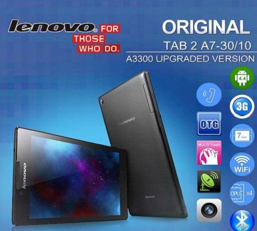 How To Flash Lenovo Tab
