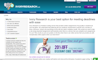 Ivoryresearch.net review