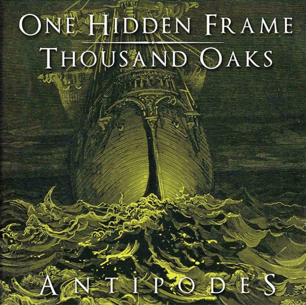 """Thousand Oaks and One Hidden Frame stream new songs off upcoming split """"Antipodes"""""""