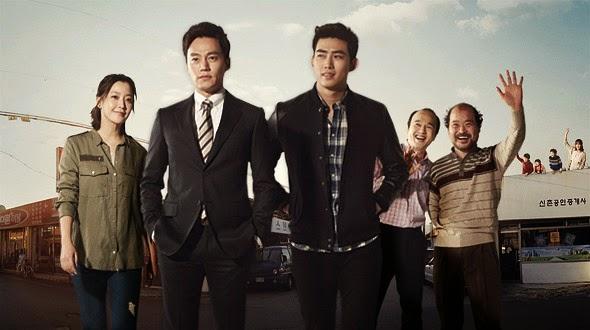 Daftar 10 Film Drama Korea Terbaru dan Terbaik