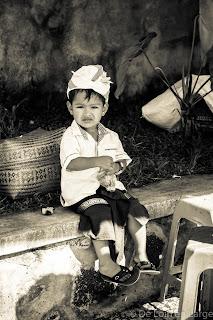 Enfant-Bratan-Bali