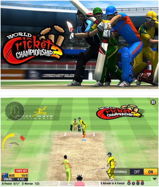 World Cricket Championship 2 V1.2.1 (17) Pro Apk Download