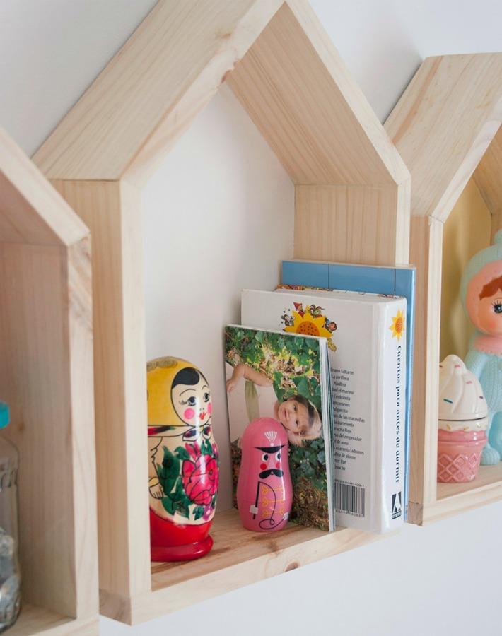 4 Diy casitas decorativas