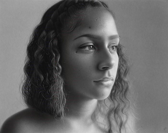 Рисунки карандашом. Kelvin Okafor