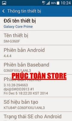 Tiếng Việt Samsung G360F alt