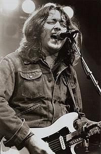 21 χρόνια απο τον θάνατο του Rory Gallagher!
