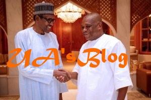 Kalu slams Buhari's critics, says president deserves another term