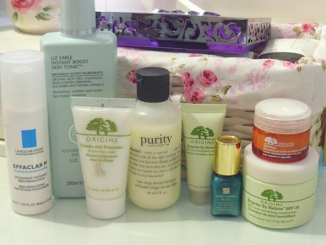 Skincare Routine 2012