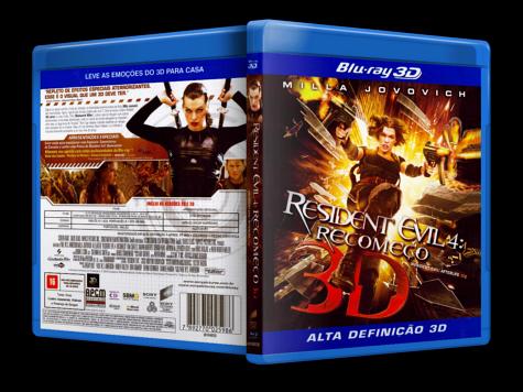 Resident Evil 4: Recomeço [2D-3D]