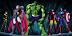 7 Contrapartes dos Vingadores nos animes