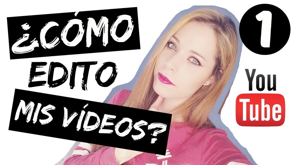 Cómo edito Vídeos