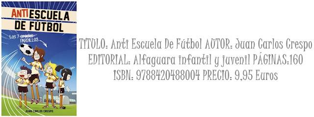 Foto Reseña: Anti Escuela De Fútbol (Los 7 pardillos)