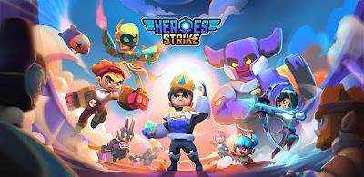 Heroes Strike (MOD, Unlimited Gold/Gems) APK Download