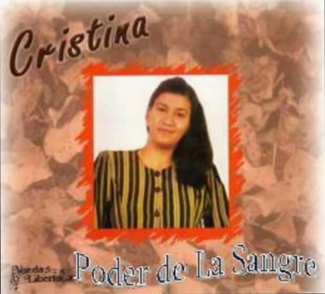 Cristina Santana-Poder De La Sangre-