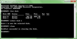 Cara Membuat Installer Windows ke Flashdisk Tanpa Software