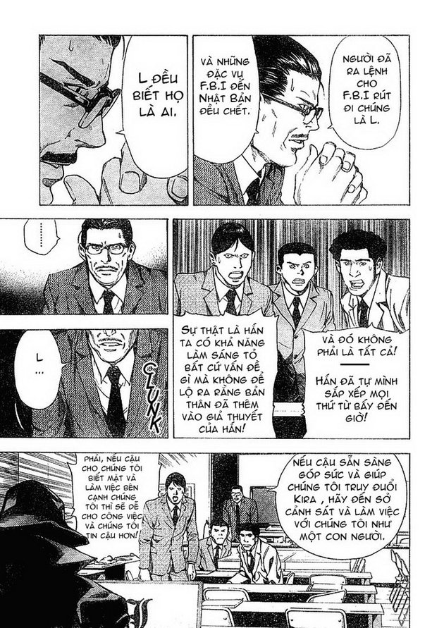 Death Note chapter 010 trang 12