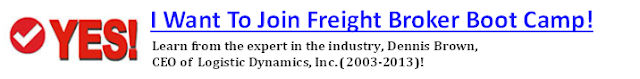 Join Freight Broker Boot Camp