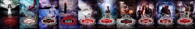 Saga A Shade of Vampire