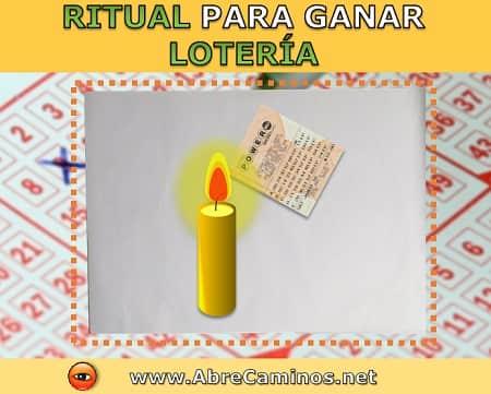 ritual ganar juego azar