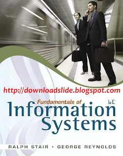 Fundamentals of Information Systems 6e by Reynold and Stair