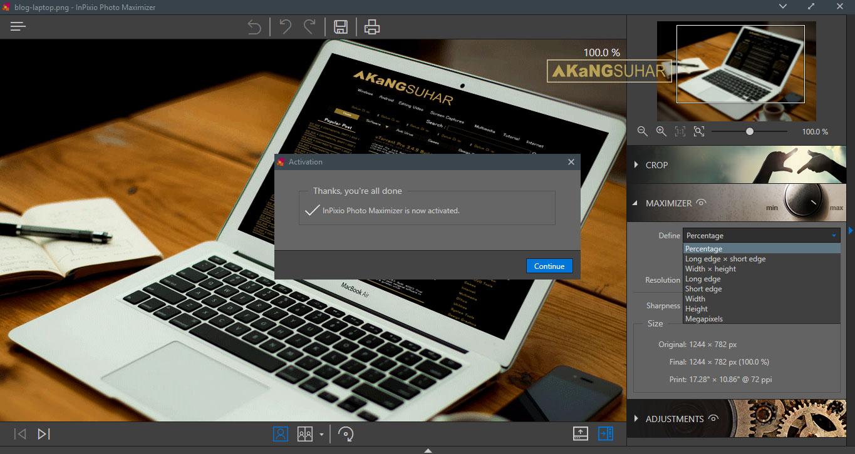 Download InPixio Photo Maximizer 4.0.6288 Full Keygen