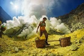Percutian Pelancongan Gunung Bromo Kawah Ijen