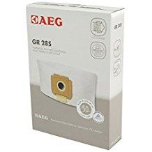 AEG GR 28S - Bolsas sintéticas para aspiradoras Vampyr, CE / AE45 (4 unidades)