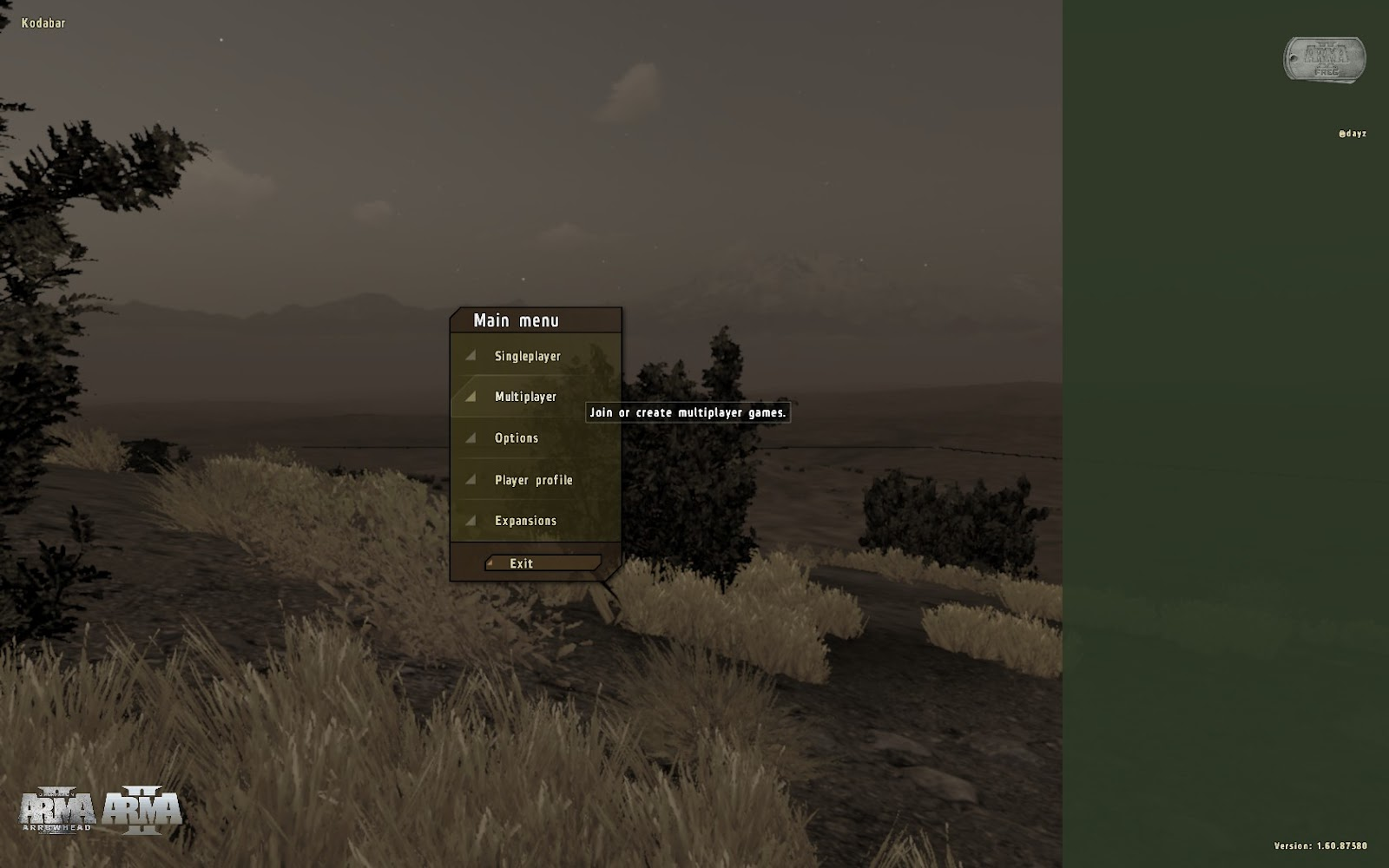 Dayz Black Screen When Joining Two