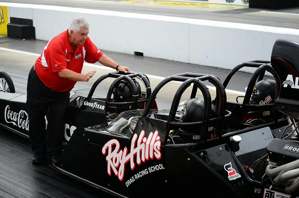 drag racing news daily x drl bringing roy hill 39 s drag racing school experience to mayhem at the. Black Bedroom Furniture Sets. Home Design Ideas