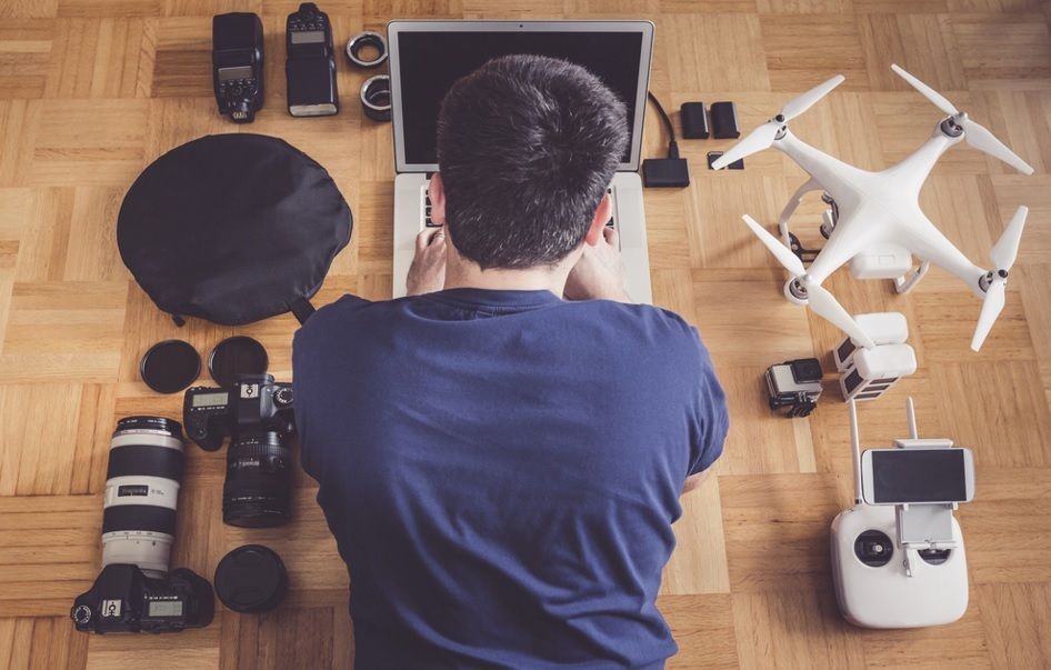 Benefits of a Drone for Taking Video and Photo