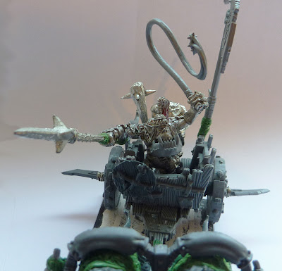 Savage Orc Boar Chariot