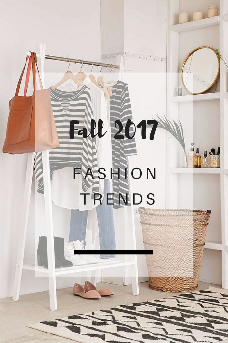 7 Fall 2017 Fashion Trends I'm looking forward to wearing this year - Ioanna's Notebook
