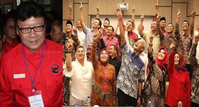 Mendagri Tegaskan Tak Akan Tindaklanjuti Vonis Bawaslu pada Ganjar dan 31 Kepala Daerah Pendukung Jokowi
