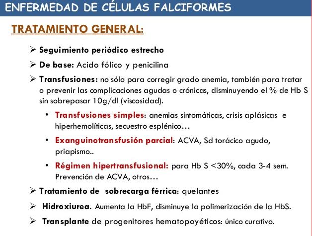 Medicina natural para la anemia falciforme