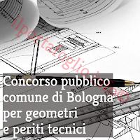 concorsi pubblici geometri bologna 2018