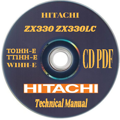 Technical Manual Hitachi ZX330 ZX330LC