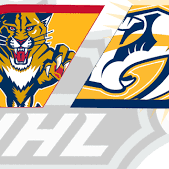 Panthers at Predators