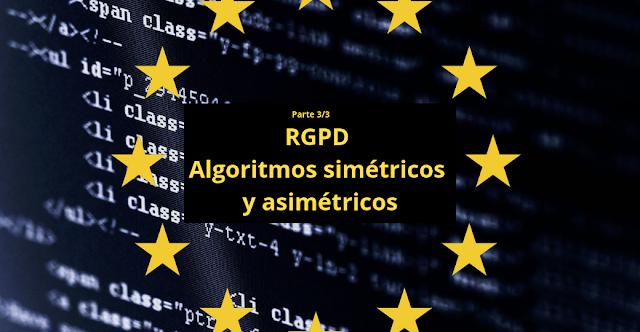 Las Bases de Datos y el RGPD...¡Vamos a Cifrar! (3/3) imagen